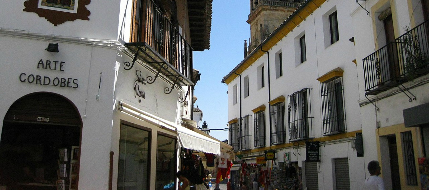 Located in Cordoba city centre